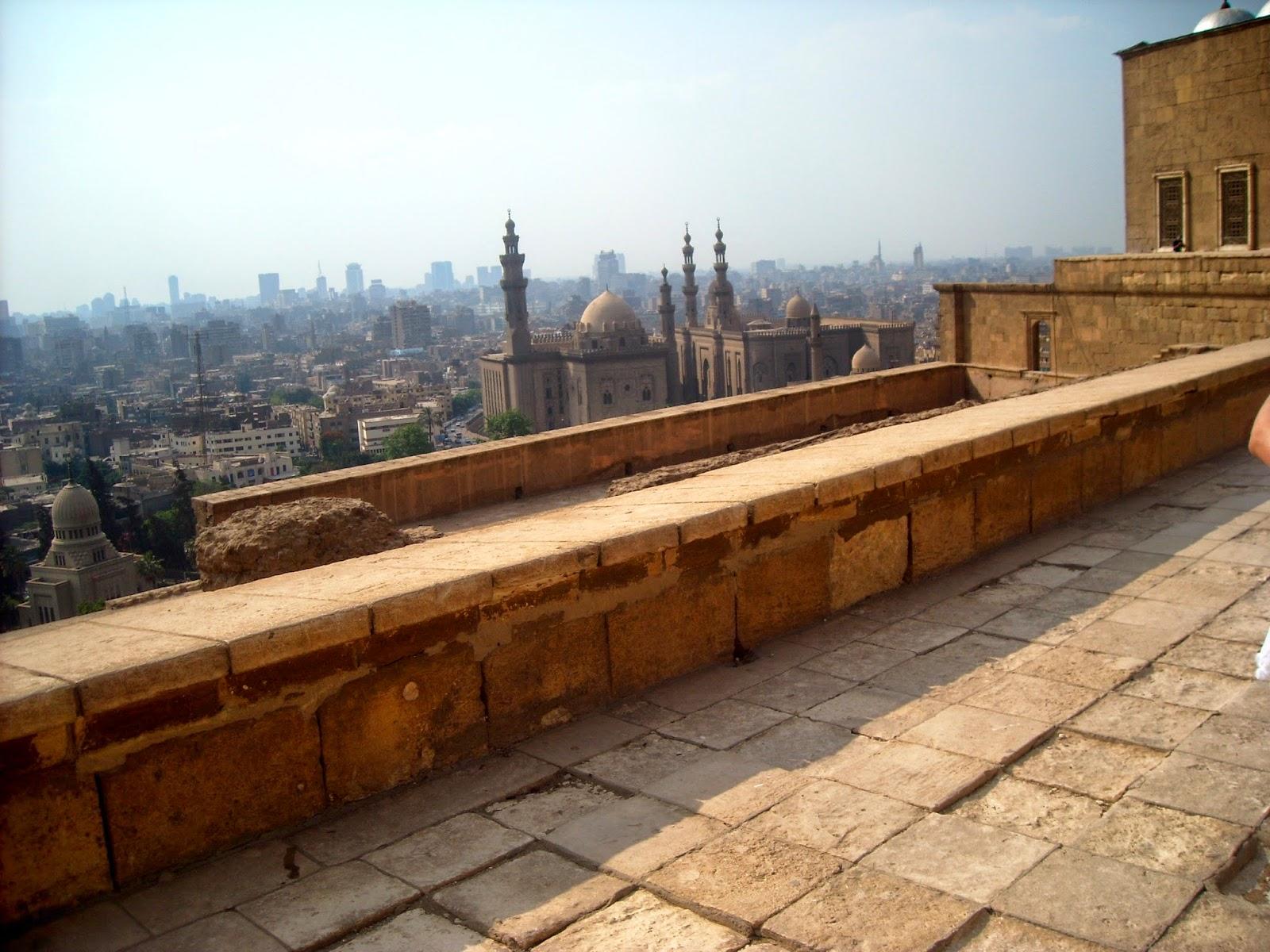 Viaje a Egipto: cuidadela de Saladino. Egypt trip