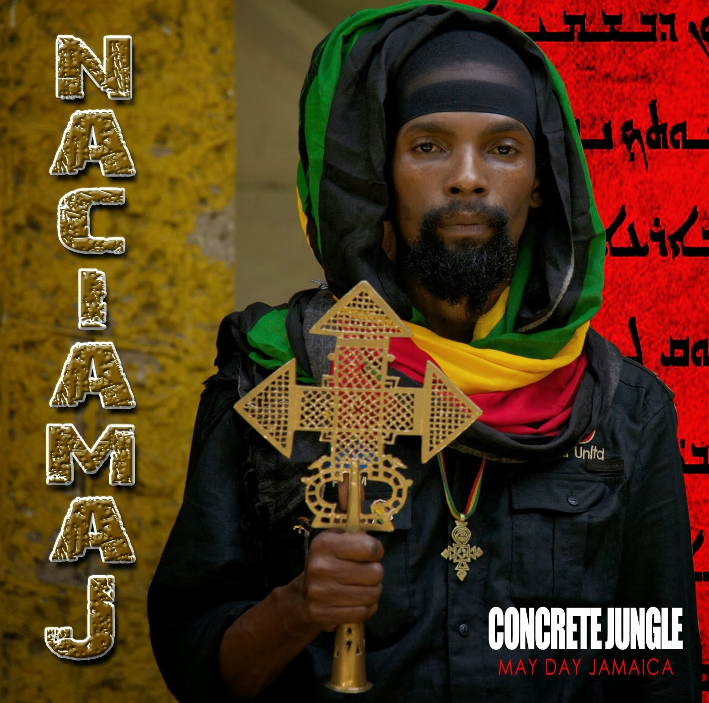 NACIAMAJ - CONCRETE JUNGLE [FMI] #RASTARRECORDS