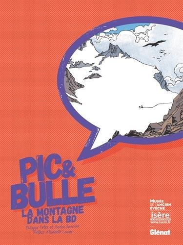 Pic & bulle : la montagne dans la BD