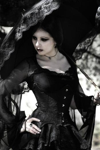 Gothic Clothing Is Associated With The Culture Roots Of This Can Be Dated Back To Victorian Period