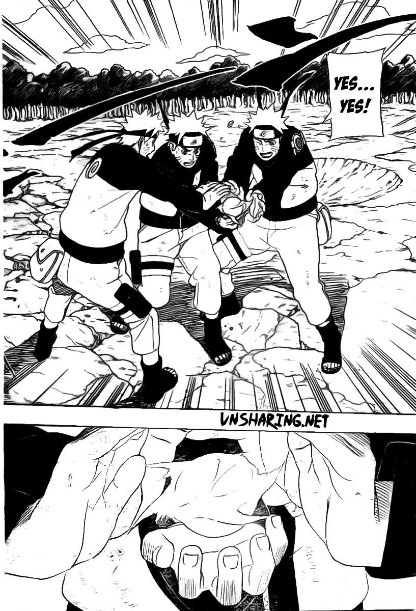 Naruto chap 330 Trang 4 - Mangak.info