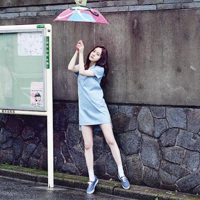 Krystal Jung f(x) - Oh Boy! Magazine June Issue 2015