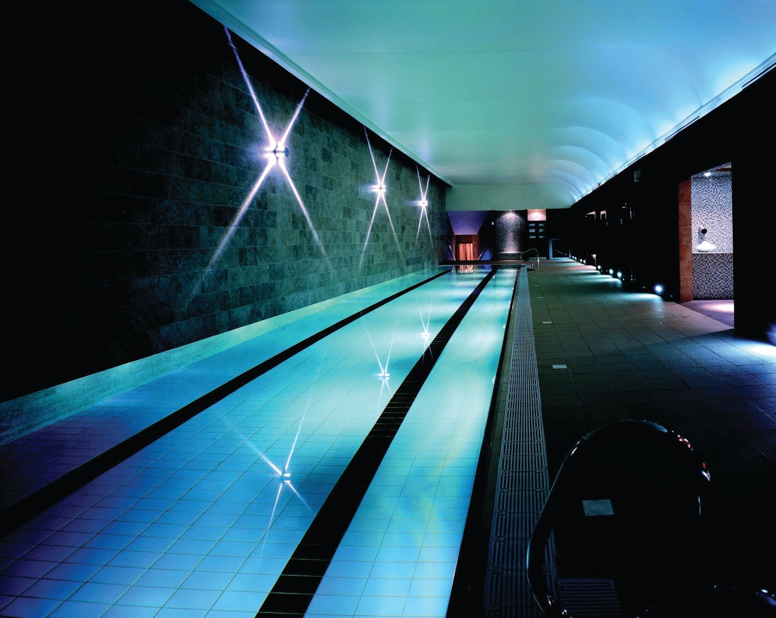 Amida Spa Pool Chelsea Harbour Club