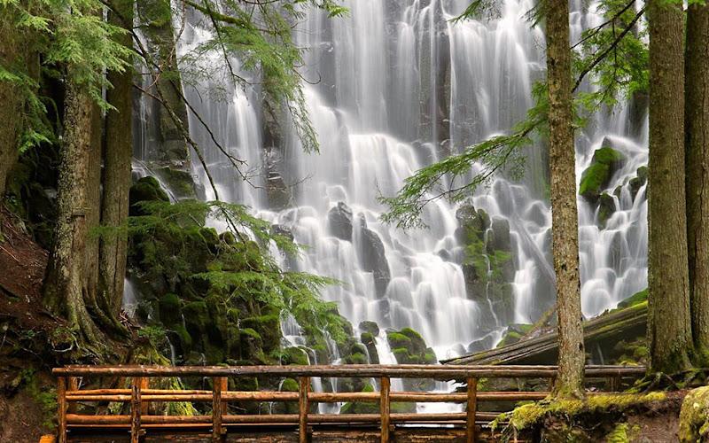 Banco de im genes 22 fotograf as de las cascadas m s for Fotos cascadas