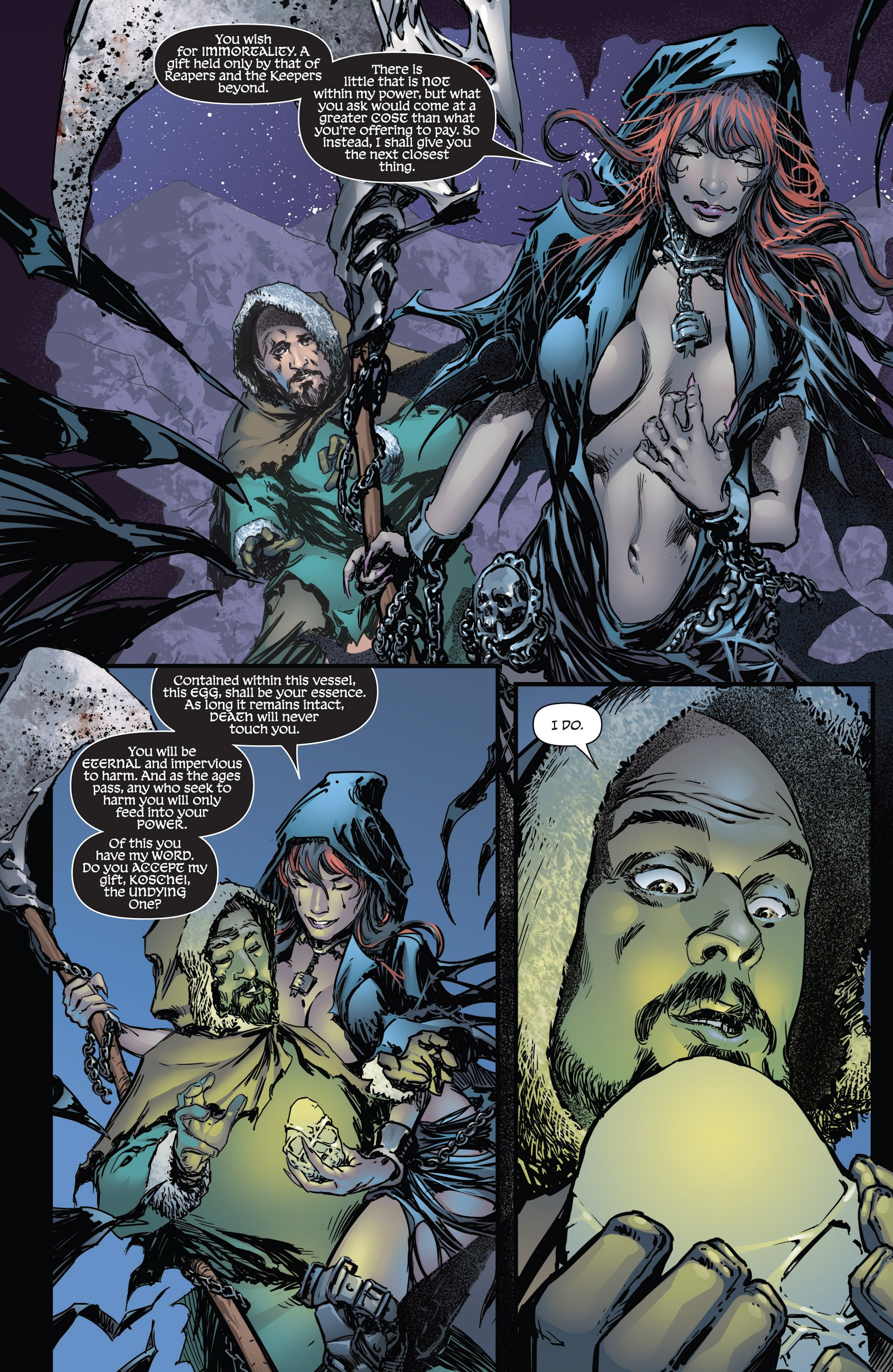 Grimm Fairy Tales (2005) Issue #95 #98 - English 6