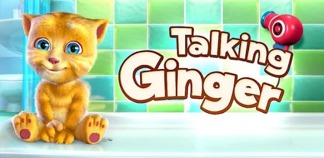 Falando Ginger