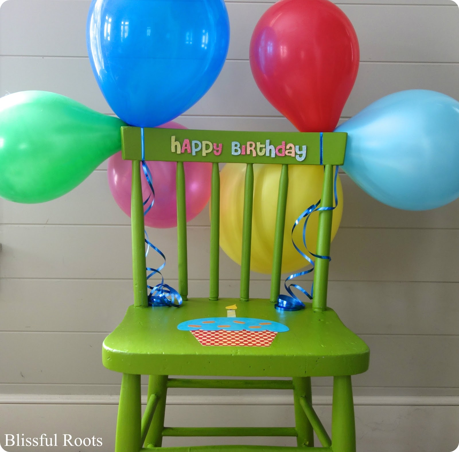 BLISSFUL ROOTS: Favorite Birthday Traditions