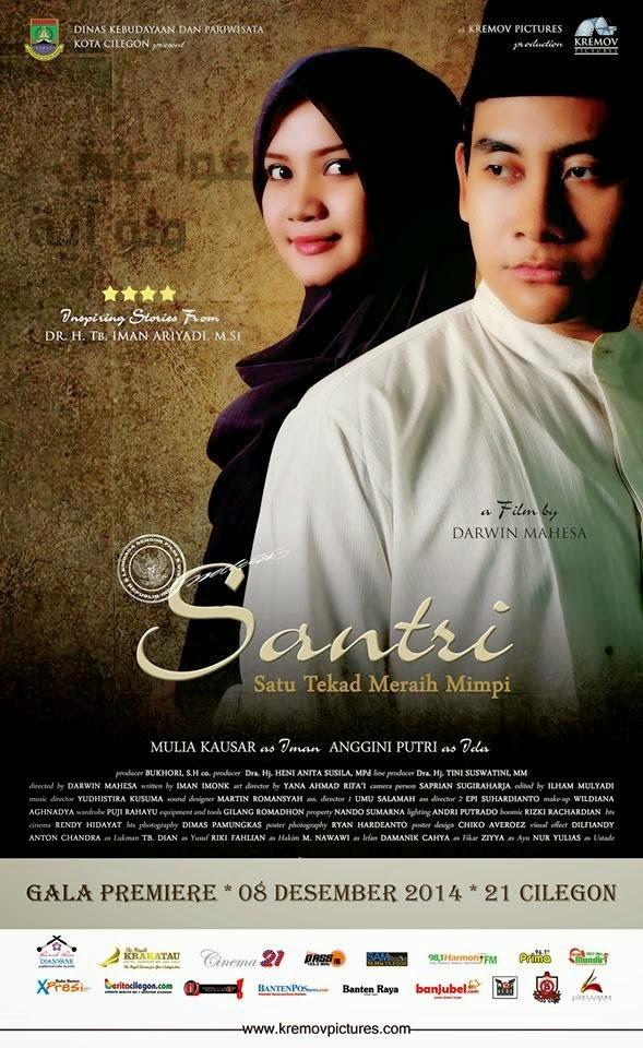 Film Santri Siap Tayang Di Bioskop!