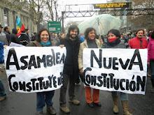 Movimiento estudiantil, Asamblea Constituyente y nueva Constitución