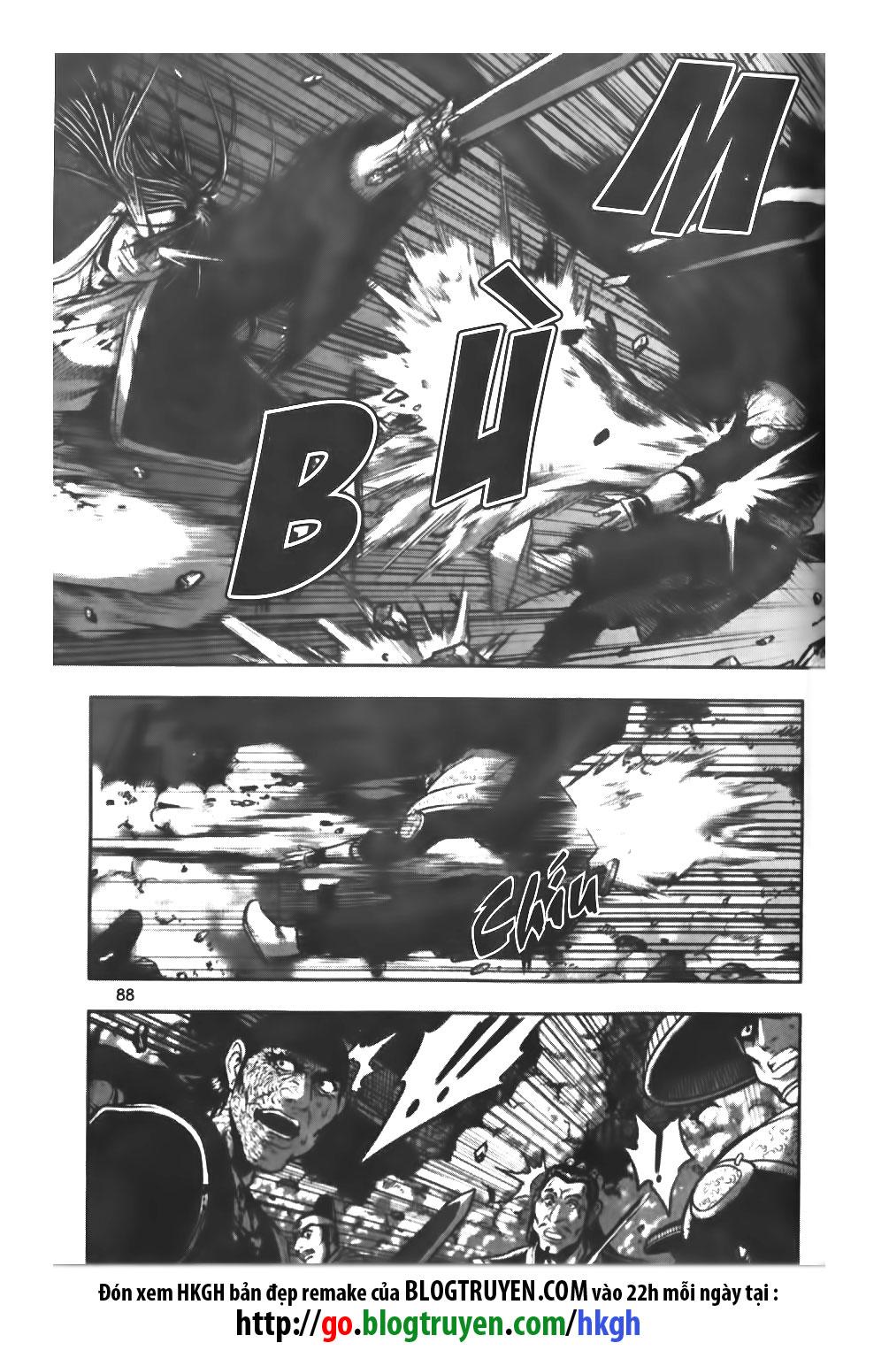 Hiệp Khách Giang Hồ chap 351 Trang 16 - Mangak.info