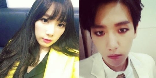 Is Snsd Taeyeon Still Dating Exo Baekhyun