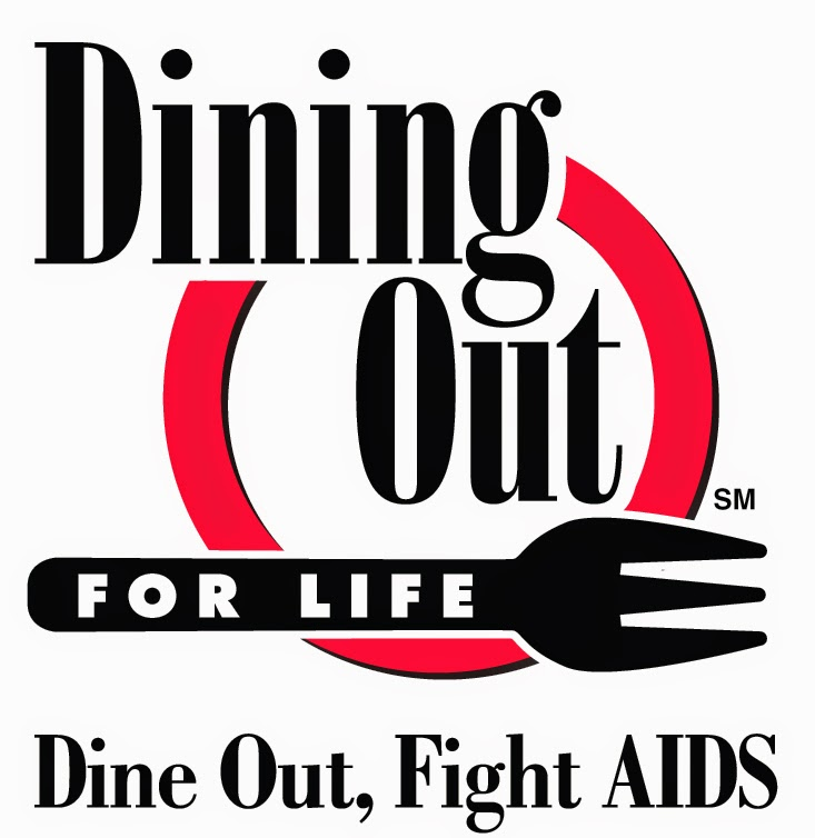 logo for Dining Out For Life