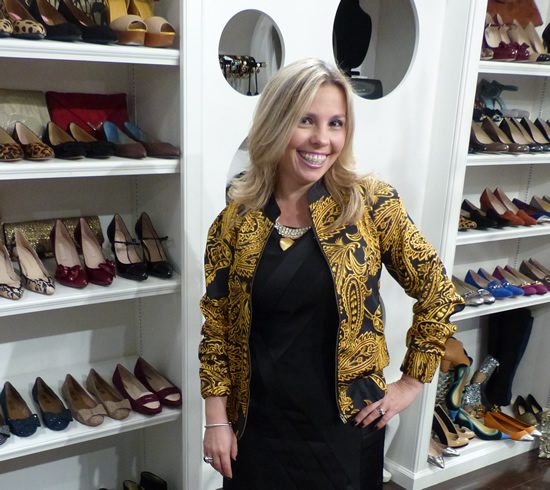 Ana In Style at the Bishop Boutique One Year Anniversary Celebration