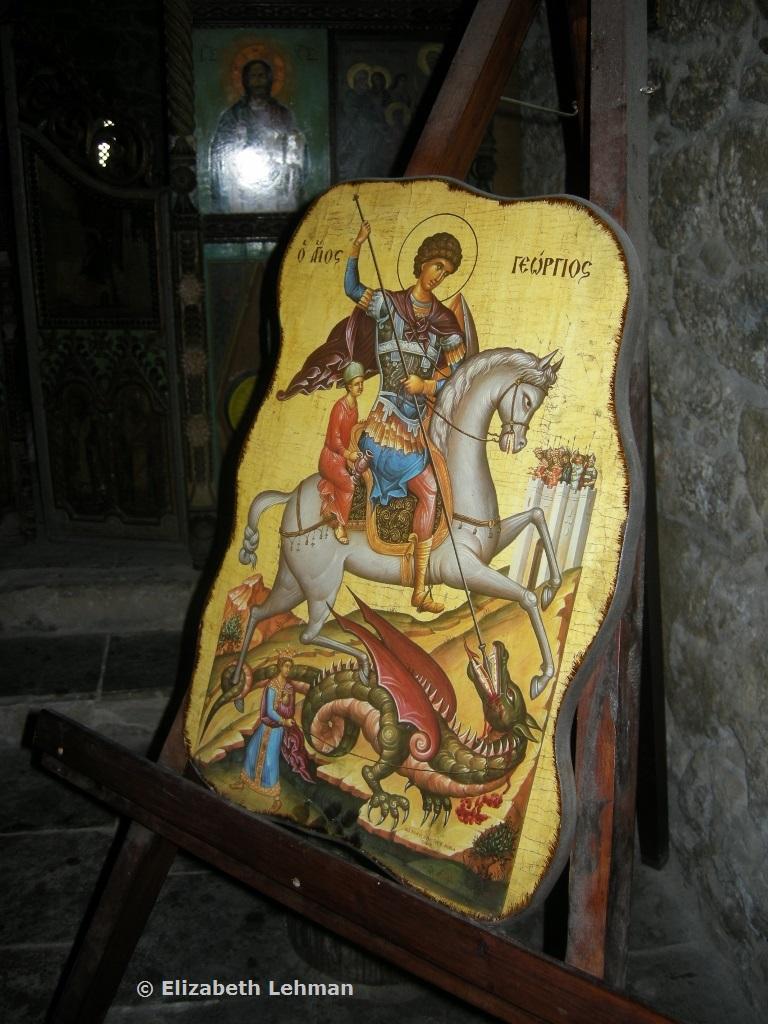 Exploring Cyprus: Agios Georgios Church