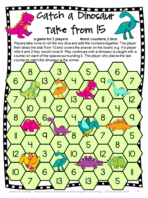 It's just an image of Irresistible Addition and Subtraction Games Printable