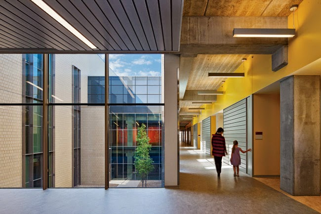 Architecture for Education: A Case Study