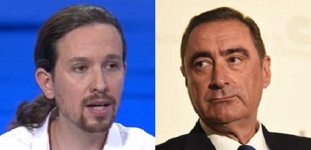 ZASCA de Pablo Iglesias a Carlos Herrera (Cope)