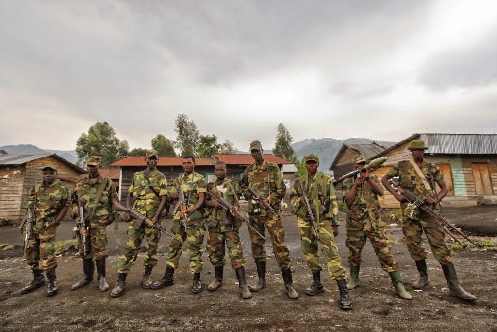 Resultado de imagen de guerra tribal africa