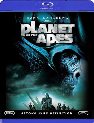 Planet of the Apes 2001 Dual Audio [Hindi Eng] BRRip 720p 1GB