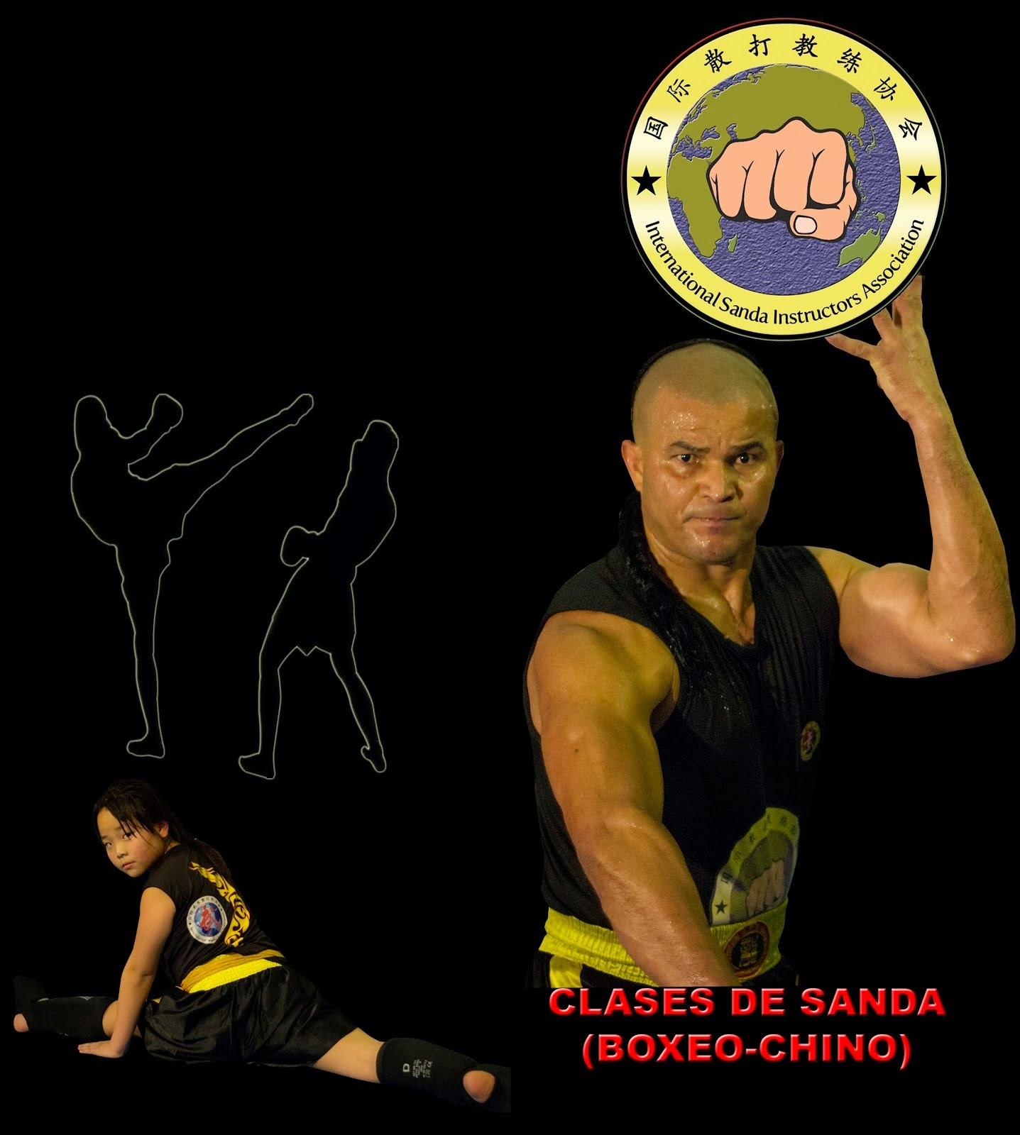 Sanda -  Chinese Boxing