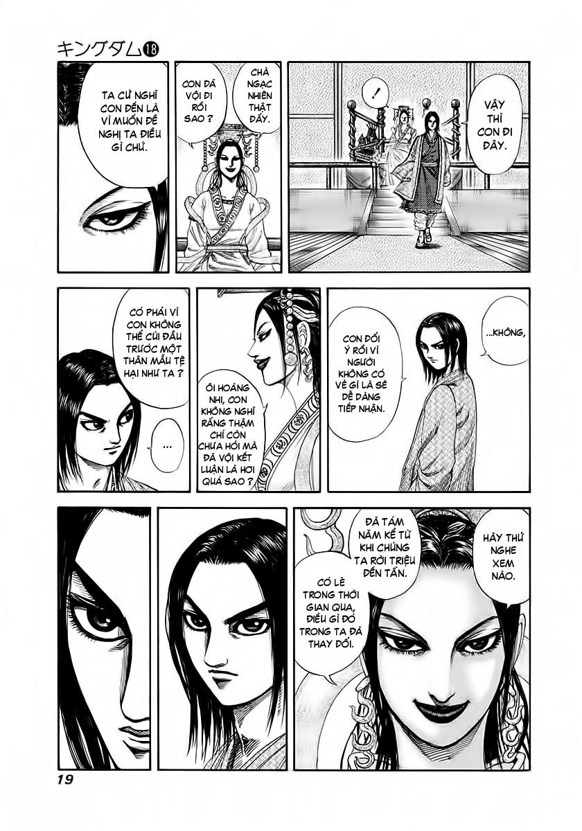 Kingdom - Vương Giả Thiên Hạ Chapter 185 page 19 - IZTruyenTranh.com