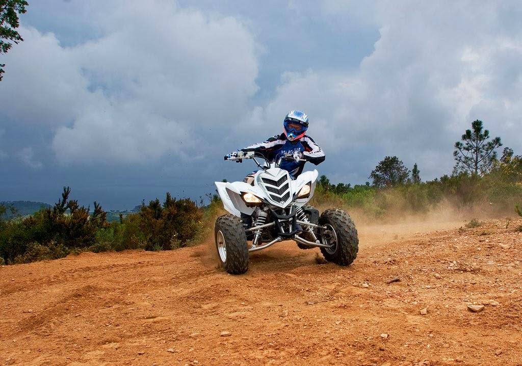 Upcoming Yamaha YFZ 450  ATV Bike Images