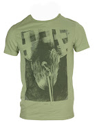 Tricou Bershka Rennes Light Green (Bershka)
