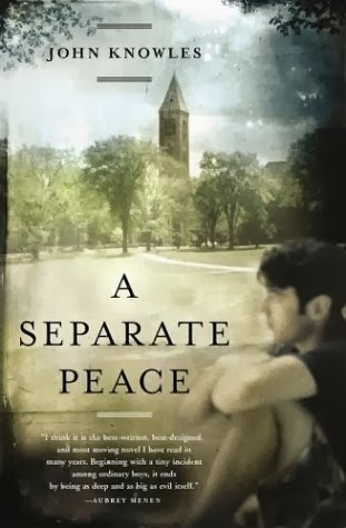 a young boys attempt to understand the world in john knowles a separate peace