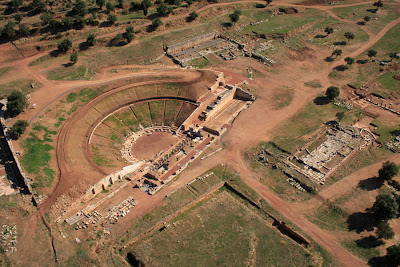 Ancient theatre of Messene re-opens after 1,700 years