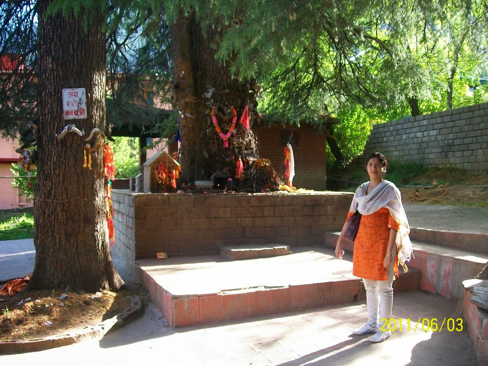 Ghatotkach Temple, Manali