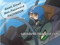 ubah password dan email facebook