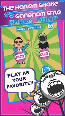 APK FILES™ The Harlem Shake vs Gangnam Style Dance Game out now! ~ Full Cracked
