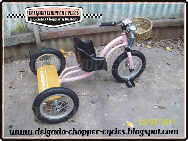 Triciclo Kustom Nene o nena - DCC