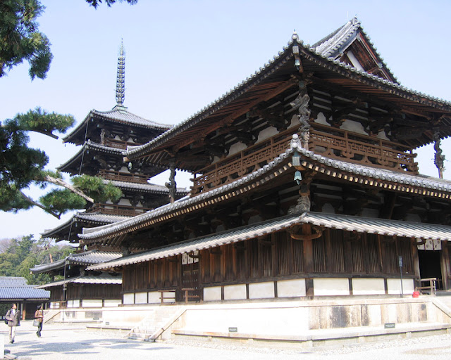 Horyuji Temple: World's Oldest Wooden Structure