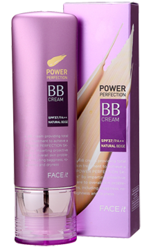 She walks in beauty review the face shop face it power for Bb shopping it