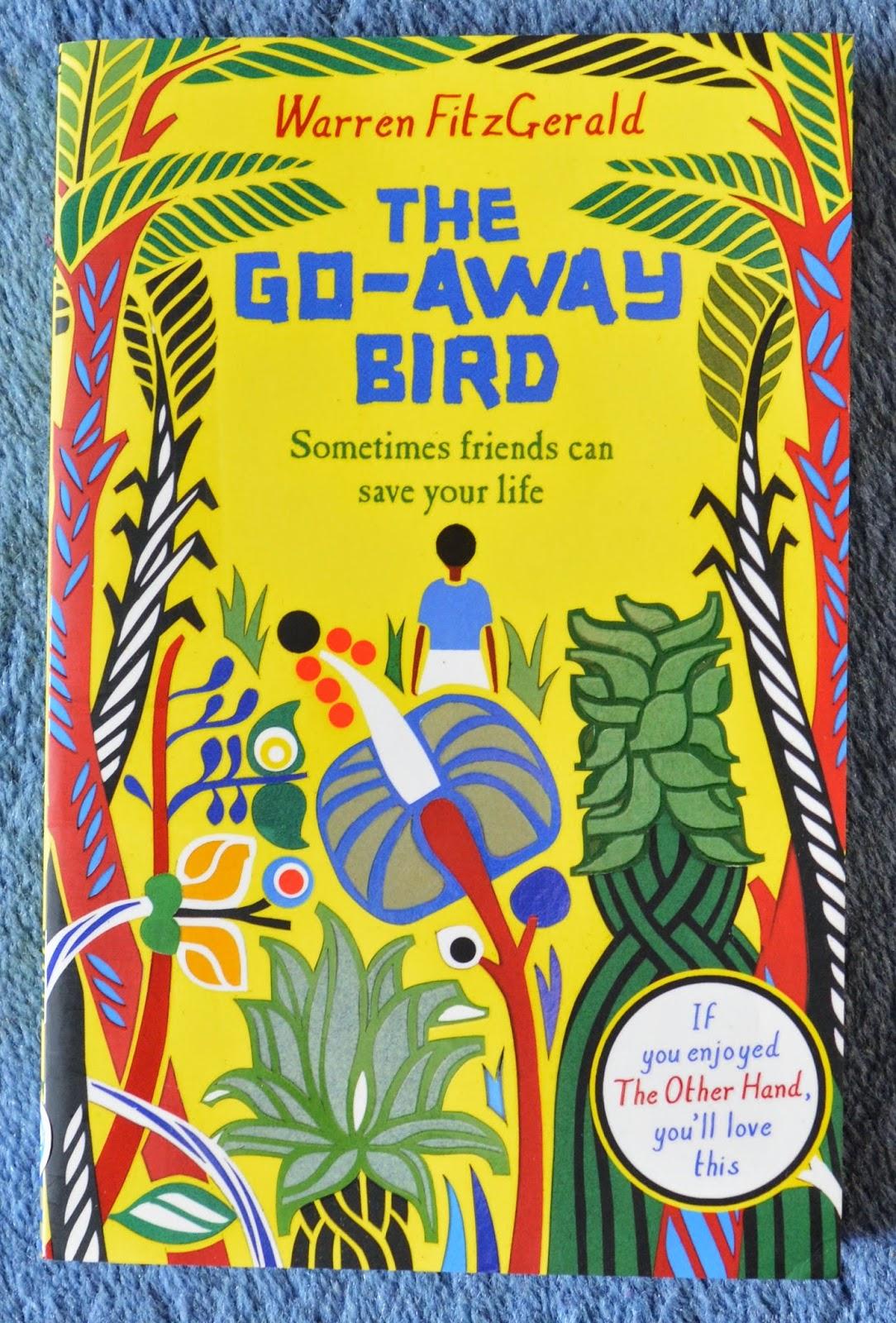 The Go-Away Bird, Warren FitzGerald, Rwandan Genocide, literature, book review, London, Immigration, modern fiction,