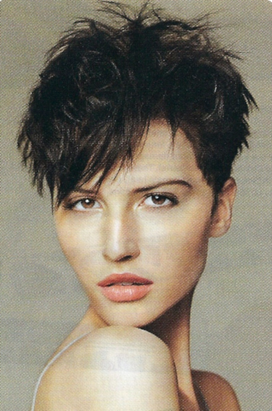 Pixie Haircut Short Haircuts