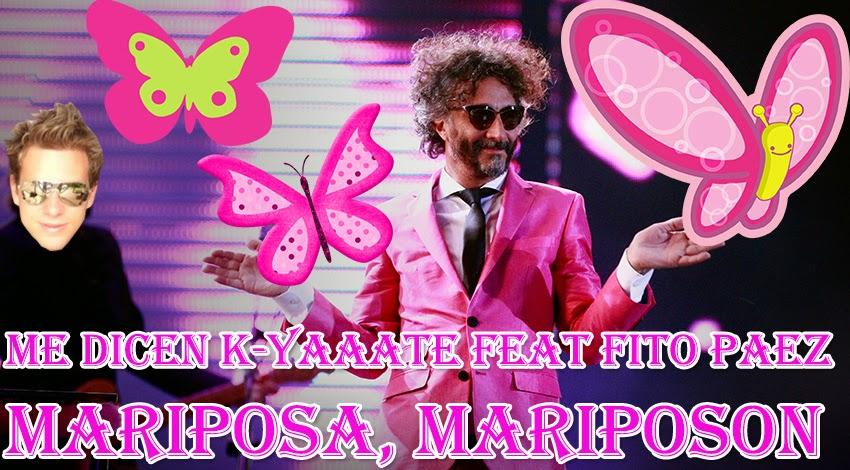 Mariposa teknicolor fito paez humor gay