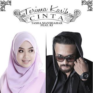 Tasha Manshahar - Terima Kasih Cinta (feat. RJ) MP3