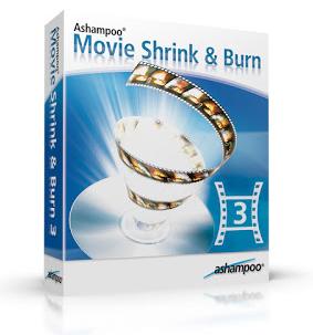 Ashampoo Movie Shrink and Burn 2.11 - Télécharger
