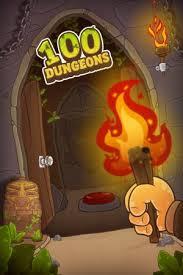 solution 100 Dungeons niveau 1