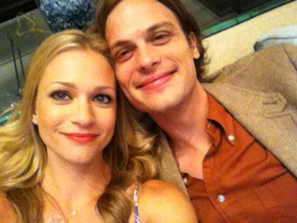 Aj Cook And Matthew Gray Gubler Dating The gallery for -->...