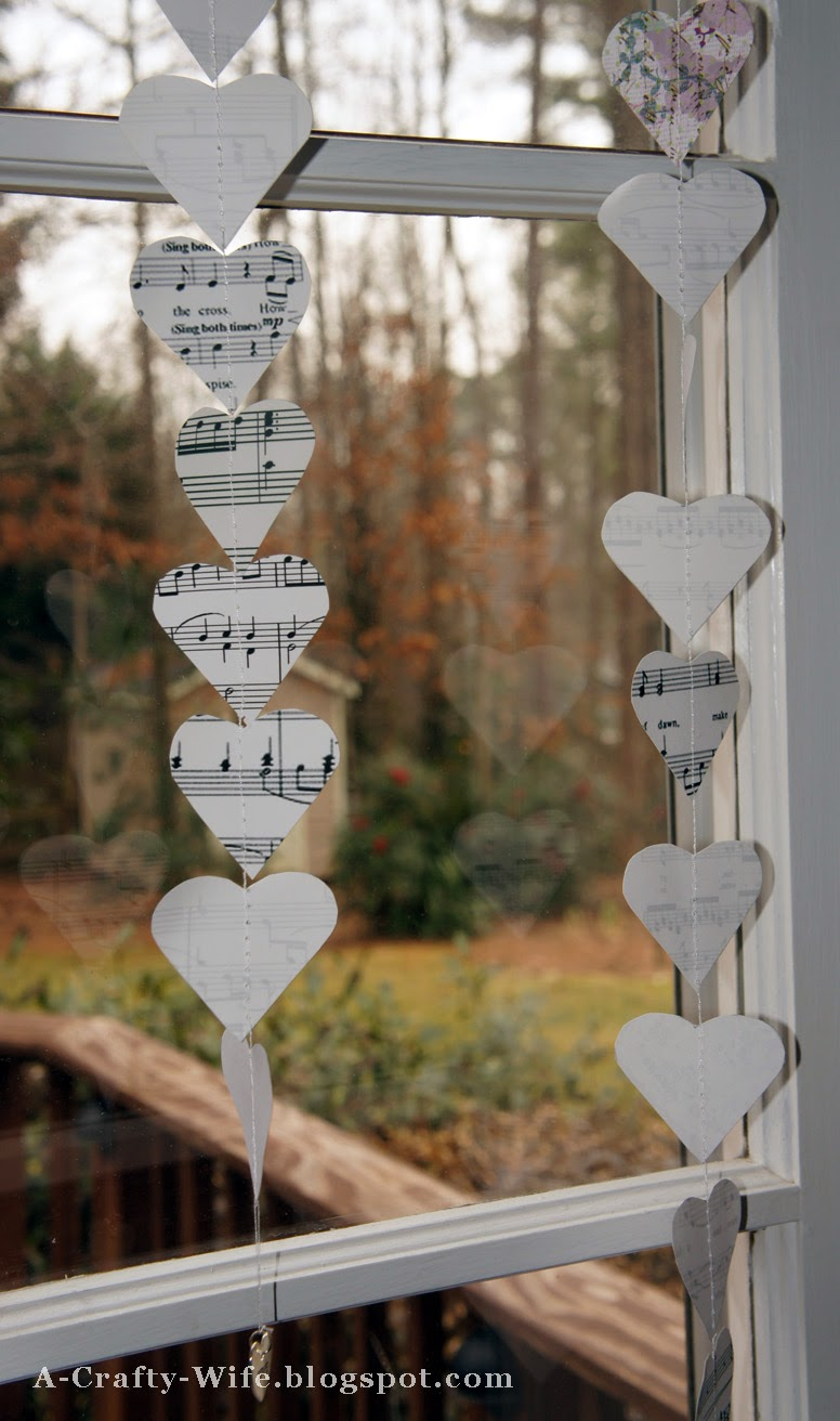 Use favorite songs wedding songs for sheet music | A Crafty Wife