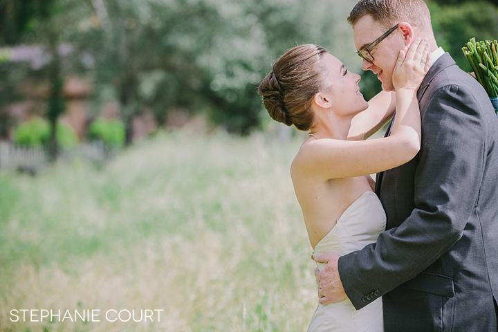 romantic sonoma wedding photos