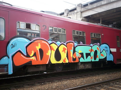 graffiti dulio