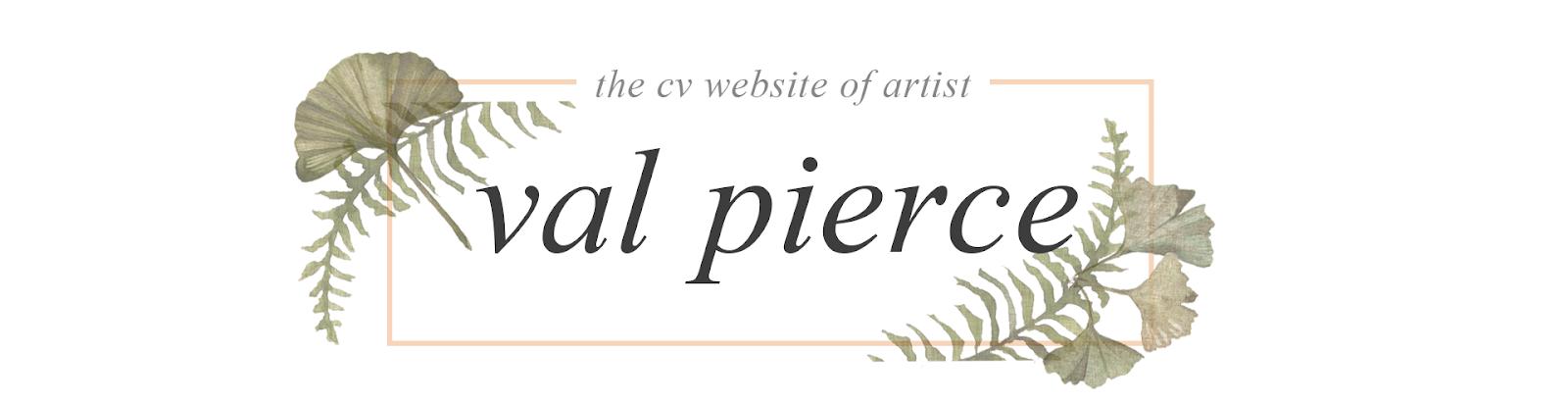 artist val pierce