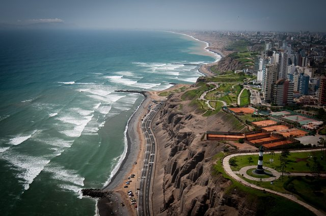 Lima y el Atlántico