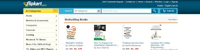 Top 10 Online Shoping Websites in India