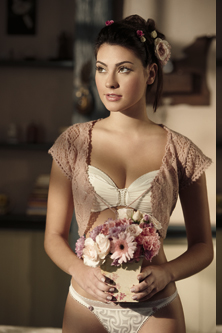 bridal wedding sexy bra