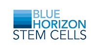Blue horizon stem cells logo